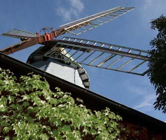 Windrad der Pirsch-Mühle