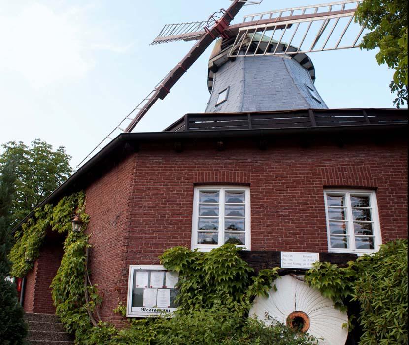 Treppenaufgang Pirsch-Mühle