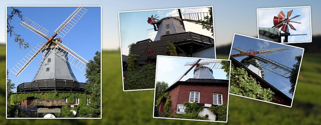 Die Pirsch Mühle in Hamfelde.  Machen Sie mit uns einen Rundgang.
