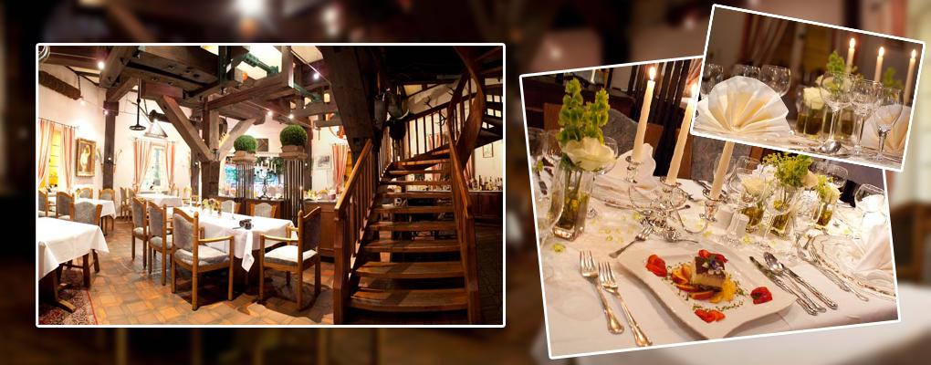 In der Mühlenmitte können Sie in entspannter Atmosphäre Ihr Essen genießen.