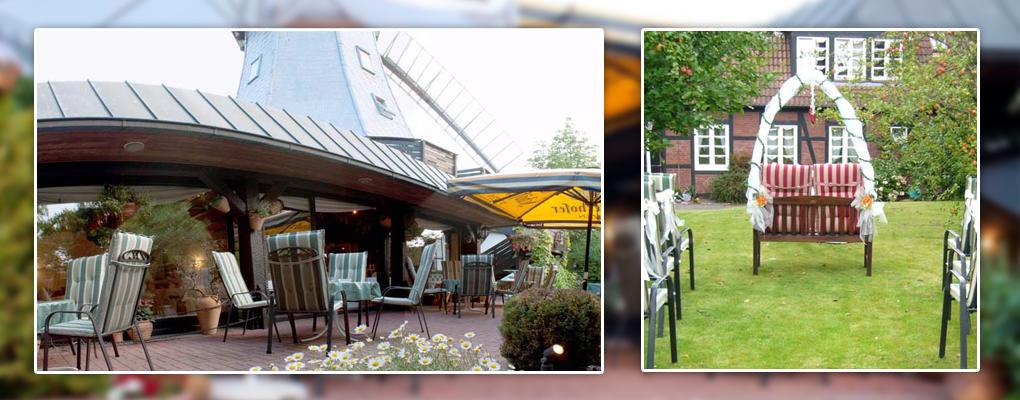 Besonders in den Sommermonaten ist unsere Terrasse der richtige Ort für ein gemütliches Beisammensein.