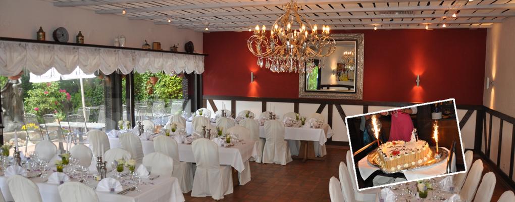 Die Scheune ist der Ideale Ort für Ihre Hochzeit oder Geburtstagsfeier
